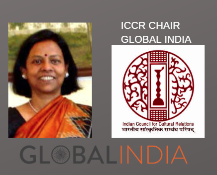 ICCR Chair & Global India