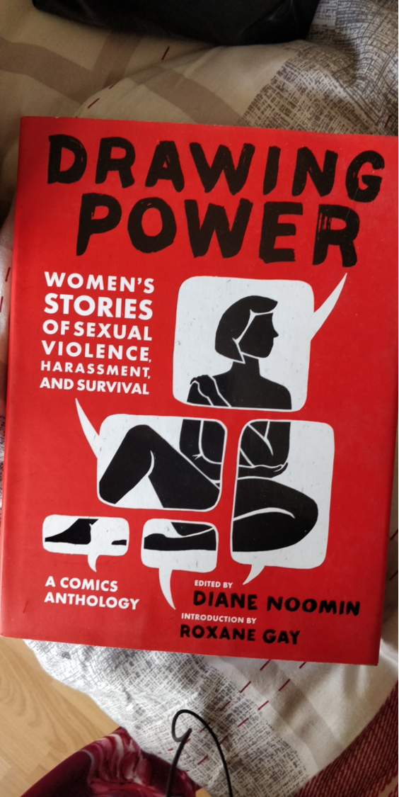 Photo Of The Book Drawing Power