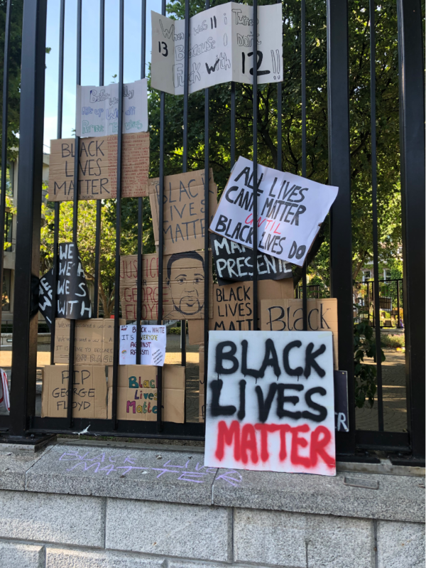 Photo of Black Live Matters Protests